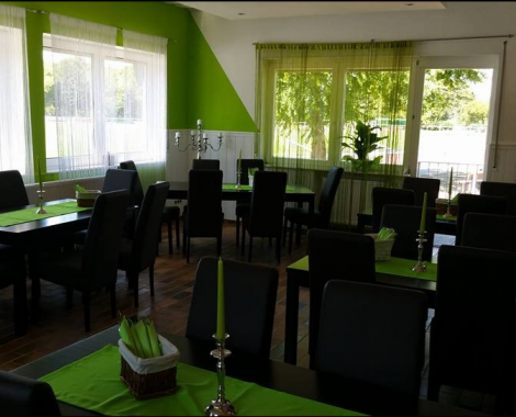 Innenbereich Restaurant Nieder-Olm