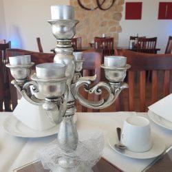 Dekoration Rhein Restaurant Oppenheim