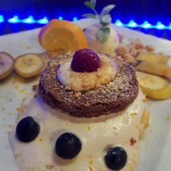 Dessert Rhein Restaurant Oppenheim
